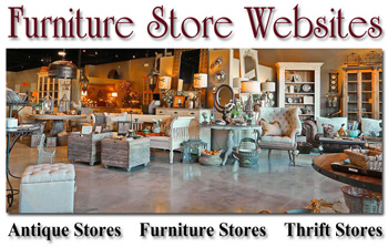 furniture store image
