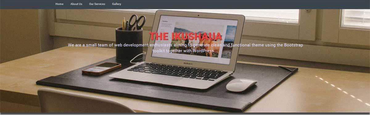 ikusha website image