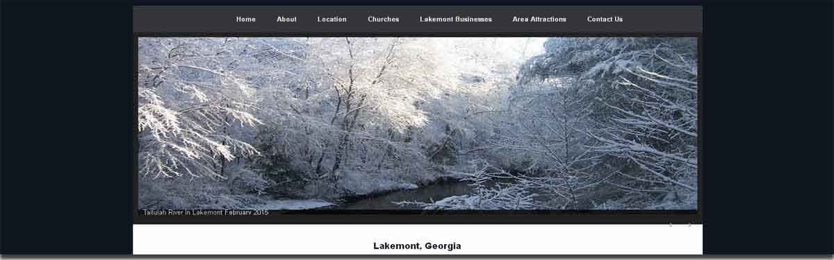 lakemont georgia website image