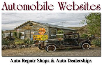 automobile website image