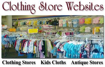 clothing website image