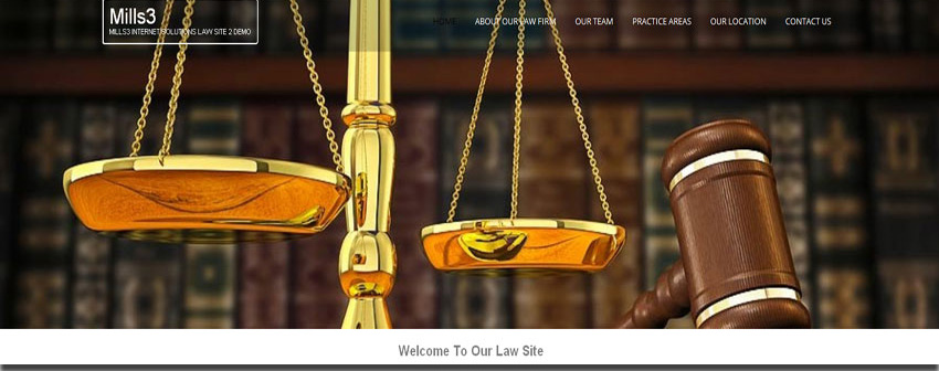 law website image