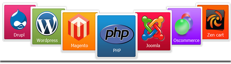 php website banner