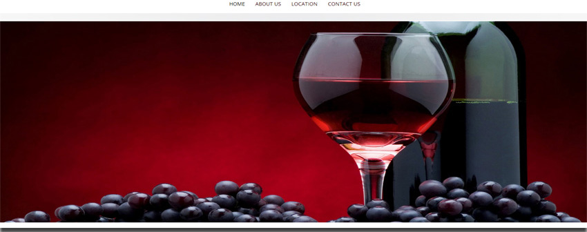wine website image